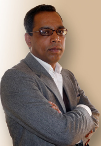 Tauhid Rahman, CALS associate professor of agricultural and resource economics, has many ongoing research projects with economists from the World Bank.