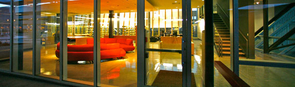 The Poetry Center's building has been applauded by numerous organizations for its integrated and aesthetic design.