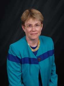 Mary M. Poulton, UA mining and geological engineering head and new University Distinguished Professor.