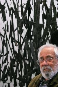 Robert H. Colescott (Photo courtesy of Kravets/Wehby Gallery, New York)