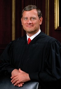 U.S. Supreme Court Chief Justice John G. Roberts, Jr. (Credit: Supreme Court of the United States)