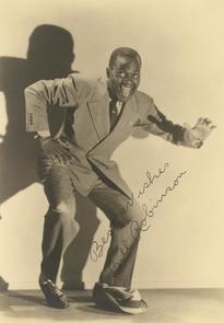 Vaudevillian Bill Robinson