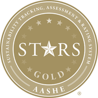 AASHE's STARS program is the only one of its kind that involves publicly reporting comprehensive information related to a college or university's sustainability performance.
