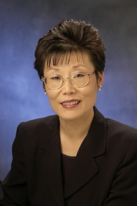 Soyeon Shim, director of the Norton School for Family and Consumer Sciences.