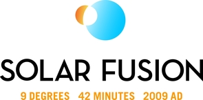"""""""Solar Fusion 2009, Declination Nine Degrees 42 Minutes"""" takes its name from the mathematical declination of the Earth with respect to the sun on Aug. 28, 2009. Mathematically, 9 degrees/42 minutes is a calculation that guides where to build a house for optimum solar effect, for example. Declination is also a measurement of the relationship between sun and Earth which has inspired poets, writers and artists throughout time."""