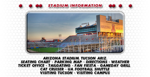 The North End-Zone Complex at Arizona Stadium will house football staff and coaches' offices and a facilities for strength and conditioning, student-athlete care and treatment and dining, among other uses. (Photo courtesy of Arizona Athletics)