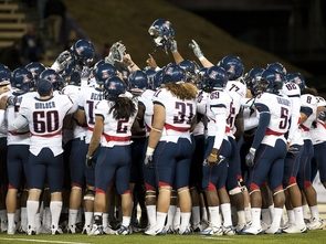 (Photo credit: Luke Adams, Arizona Athletics Photography)