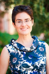 Laura López-Hoffman is a member of the UA's Udall Center for Studies in Public Policy. (Photo: Chrys Gakopoulos)
