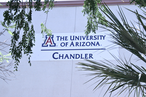 The UA's Teach Arizona program, Math & Science Teacher Education/Retention Industry Partnerships program and the graduate education specialist program in school psychology have each enrolled students in Chandler. Other offerings are forthcoming, drawing students from Maricopa and Pinal counties.