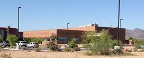 The WEST Center is part of the Pima County Water Campus. (Photo: Ian Pepper)