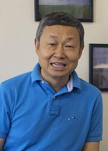 Xubin Zeng (Photo: Stacy Pigott/UA News)