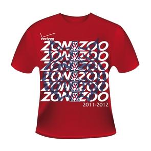 This year's ZonaZoo T-shirt.
