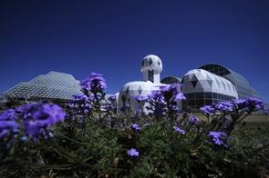 Biosphere 2 (© Francis Demange)