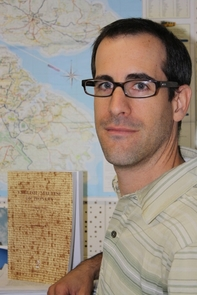 "Adam Ussishkin said that when he and his collaborators set out to improve the Maltese-English dictionary, they wanted to create a digital resource ""both to serve the Maltese people and to help linguists interested in studying Maltese."" (Photo credit: Beatriz Verdugo / UANews)"