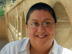 Maribel Alvarez, associate dean for community engagement for the College of Social and Behavioral Sciences and university folklorist