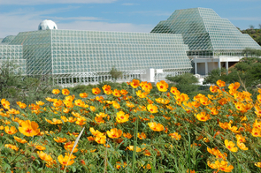 The UA-run Biosphere 2 is home to the first experiments able to reproduce complex natural systems that control how water flows through the ground and also how gases circulate in the Earth's atmosphere.