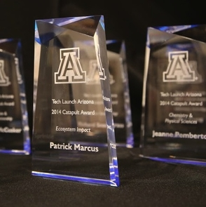 Tech Launch Arizona's Catapult Awards were given to teams and individuals in six categories.