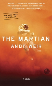 "A movie adaptation of Andy Weir's best-selling novel ""The Martian"" is scheduled to be released in November."
