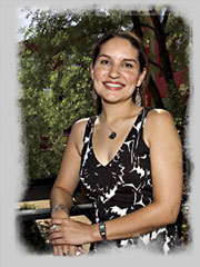 J. Sarah Gonzales is being recognized with one of three Distinguished Citizen Awards.