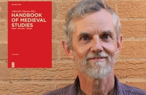 UA Distinguished Professor Albrecht Classen edited a three-part reference volume on contemporary research in medieval studies. The books were published in December.