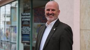 Doug Hockstad, assistant vice president of Tech Launch Arizona
