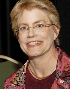 Professor Mary Poulton, head of the mining and geological engineering department and director of the UA's Lowell Institute for Mineral Resources