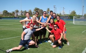 A variety of intramural sports teams are open to the UA community.