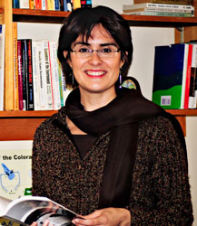 Laura López-Hoffman is an associate professor of environmental policy in the UA's Udall Center for Studies in Public Policy with joint appointments in the College of Agriculture and Life Sciences (School of Natural Resources and the Environment) and the James E. Rogers College of Law.