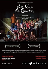 "Director Carlos Hagerman will screen his film, ""Los Que Se Quedan/Those Who Remain,"" on Sept. 22 at the Harkins Theater at 6 p.m."