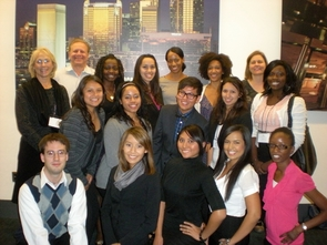 The UA's Minority Access to Research Careers members and staff.