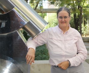 Marcia Rieke, professor of astronomy and new Regents' Professor.