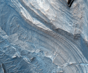 "Said HiView developer Bradford Castalia: ""You can really get into it in very interesting ways. The ability to see surface features from orbit around Mars and then to zoom right down onto the surface from HiRISE - that's breathtaking."" (Image: NASA/JPL/University of Arizona)"