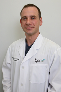 MindCrowd principal investigator Matt Huentelman of the Translational Genomics Institute