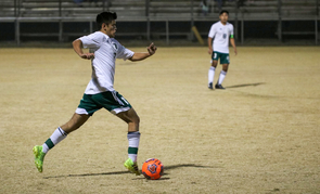 Morales began playing soccer at a young age and was a member of the San Luis High School team for four years. He hopes to play for the UA's club soccer team next season. (Photo courtesy of Alexis Morales)