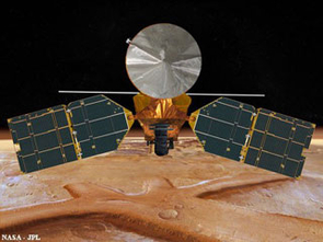 Mars Reconnaissance Orbiter will carry 'HiRISE' into martian orbit