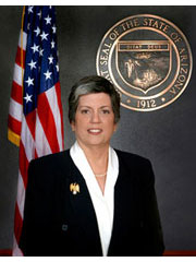 Arizona Governor Janet A. Napolitano is one of the three who will receive the Alumni Public Service Award.