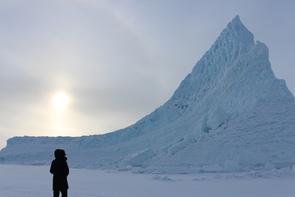 Greenland ice (Photo: NASA)