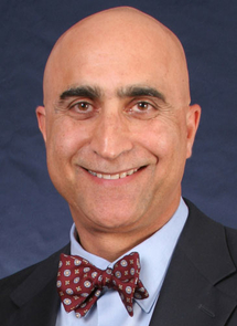 Mo Ehsani, PipeMedic inventor and professor emeritus of civil engineering at the UA College of Engineering.