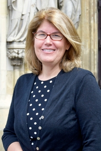 Beth Plummer, the UA's Susan C. Karant-Nunn Professor of Reformation and Early Modern European History