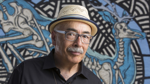 "The Poetry Coalition is launching events based on the theme ""Because We Come From Everything: Poetry & Migration,"" which borrows a line from the poem ""Borderbus"" by U.S. Poet Laureate Juan Felipe Herrera."