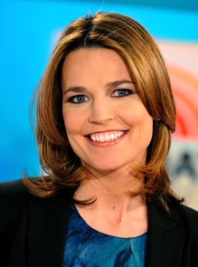 "UA alumna and newly selected ""Today"" show host Savannah Guthrie gave the undergraduate commencement speech in front of a capacity crowd gathered at McKale Memorial Center on May 14."