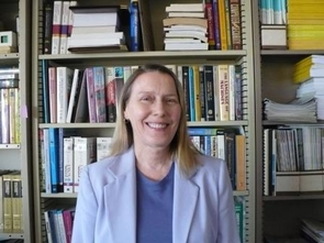 Suzanne Westbrook, the associate head of the UA department of computer science, studies gender issues in computing education.