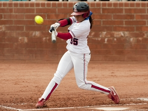 Senior outfielder Brittany Lastrapes (Photo courtesy of Arizona Athletics)
