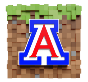 Participants will be able to sign a massive block 'A' with their name, major and graduating class.