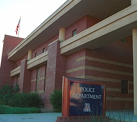 On campus, the UA Police Department plays a critical role in student safety.