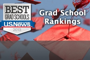 U.S. News & World Report analyzed more than 1,200 graduate programs in assessing its annual rankings. Several UA graduate programs in a variety of colleges ranked in the top 10.