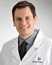 Dr. David M. Valenzuela (Photo: Banner Health)