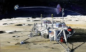 """Unmanned Viking Lander"""