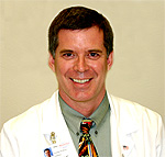 Dr. Mark Wheeler, associate professor and endocrinology section chief with the UA College of Medicine's Angel Clinic.