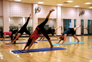 UA Campus Recreation has more than 1 million visitors annually, with expansive activity offerings that this fall include sword training, hip-hop lessons, ballet, classic Indian dance, yoga, self-defense and Aikido.